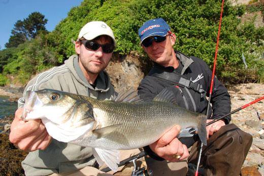 Guide pêche bretagne, Finistère