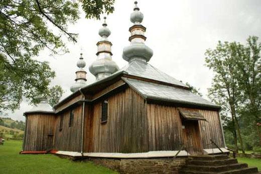Turzańsk cerkiew