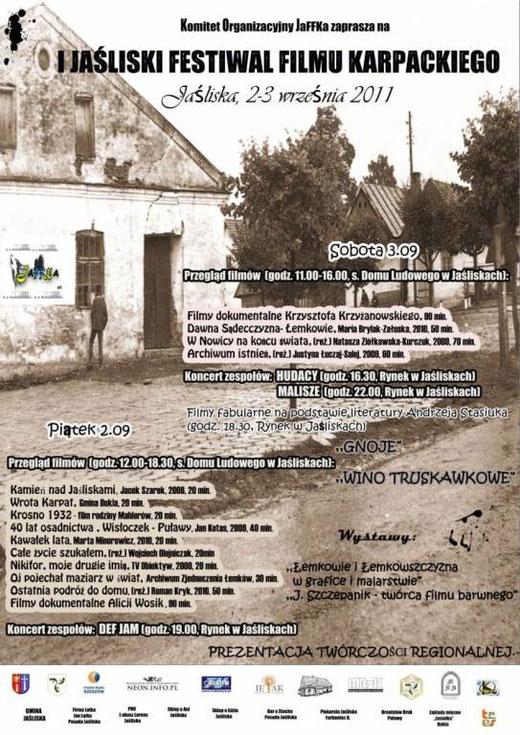 Jaśliski Festiwal Filmu Karpackiego