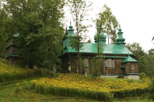Szczawne cerkiew
