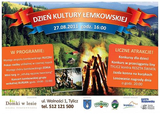 Dzień Kultury Łemkowskiej Tylicz