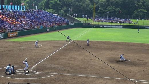 第96回全国高等学校野球選手権大会茨城大会決勝戦