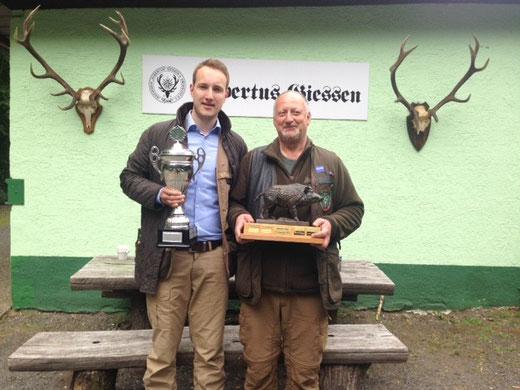 Hubertus Vereinsmeisterschaften 2015
