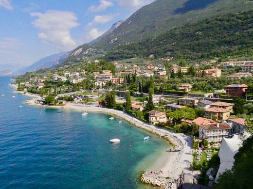 Italien Gardasee Malcesine