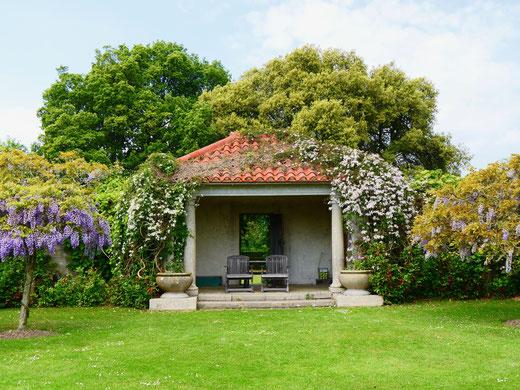 Sehenswürdigkeit englische Gärten  Herrenhaus Hole Park