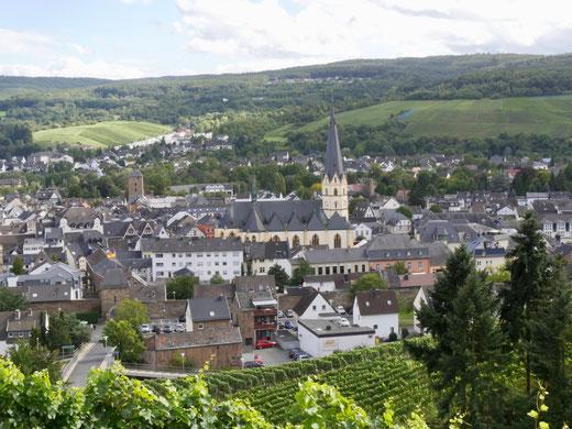 Städtereise Deutschland, Ahrweiler Altstadt