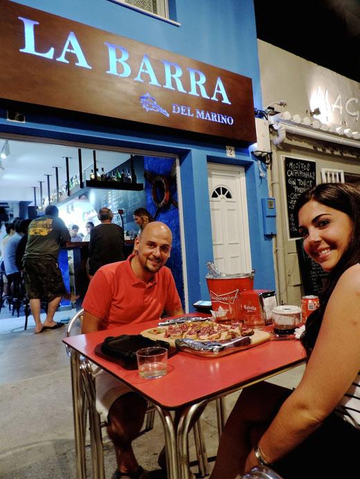 Un local con encanto en la plaza de Mariana Pineda, en el barrio dianense de Baix la Mar