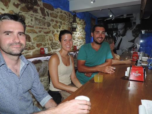 Un espacio acogedor para la gastronomía y la conversación