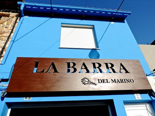 La Barra del Marino (Plaza de Mariana Pineda)