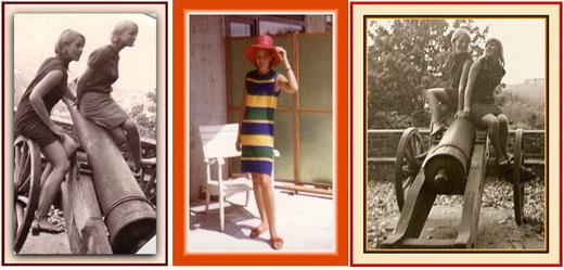 1967 arbeitete ich nebenberuflich als Katalogmodel