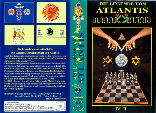 Legende Von Atlantis