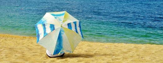 傘「aqua..rium」 フリルなし wtnb..kana