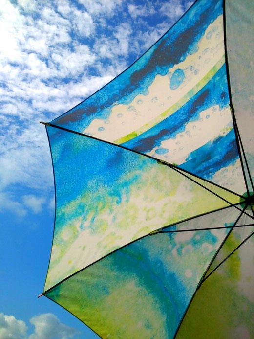 傘「aqua..rium」裏 ⓒwtnb..kana