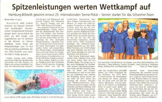 Westfalenblatt 2014
