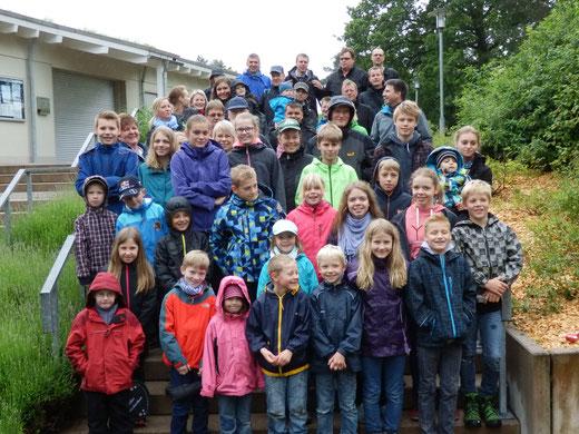 Familienwandertag 2014