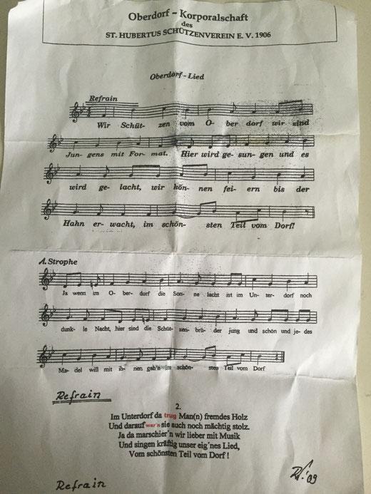 Das Oberdorflied