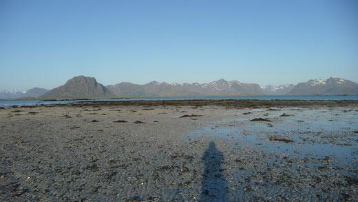 maree basse- Iles lofoten