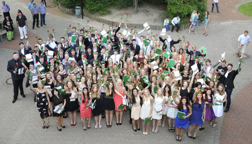 Die Absolventen im Überblick (Foto: GEN)