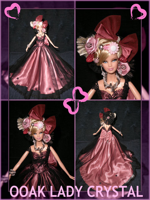 OOAK N.30-COLLEZIONE ANGELO