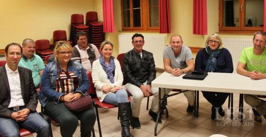 Assemblée Générale comité des fêtes de Montbenoît 2016