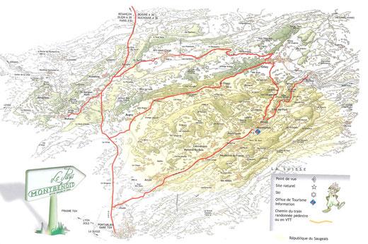 Communauté de Communes de Montbenoît
