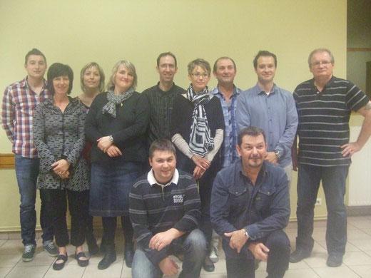 Conseil Municipal de Montbenoit (28.03.2014)