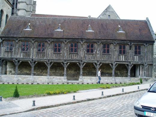 La bibliothéque du Chapitre à Noyon