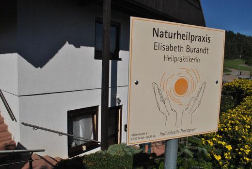 Die Praxis inmitten des Schwarzwaldes