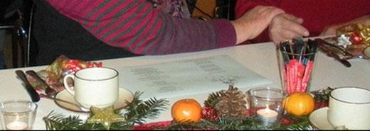 Kirchgemeinde Limpach - Dekofoto Snioren-Mittagessen