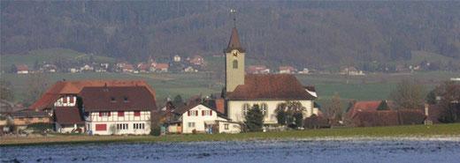 Kirchgemeinde Limpach - Dekofoto Kirchgemeindeversammlung