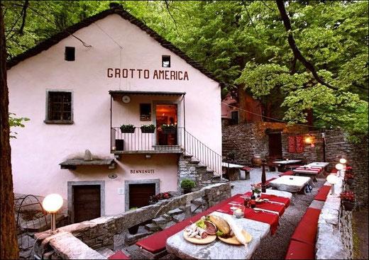 Ausflugstipp in der Nähe des Hotels: Das Grotto America.