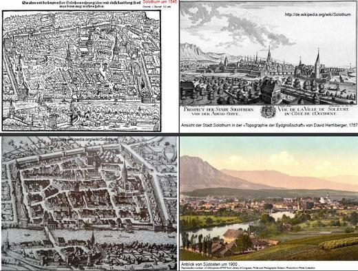 geschichte kanton solothurn