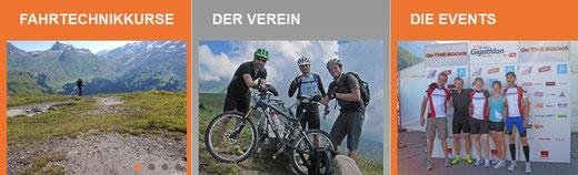 radurlaub bikekurse schweiz