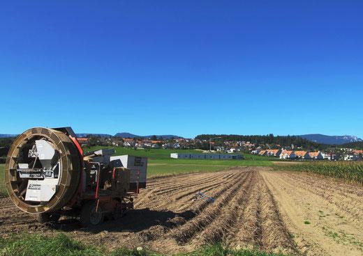 Lohn: Tor zum Buechbärg!  Westlichste Gemeinde des Wasseramtes, click Karten Fotos...