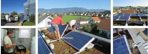 Solarenergie Fotos