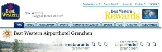flughafen hotel alpenflug