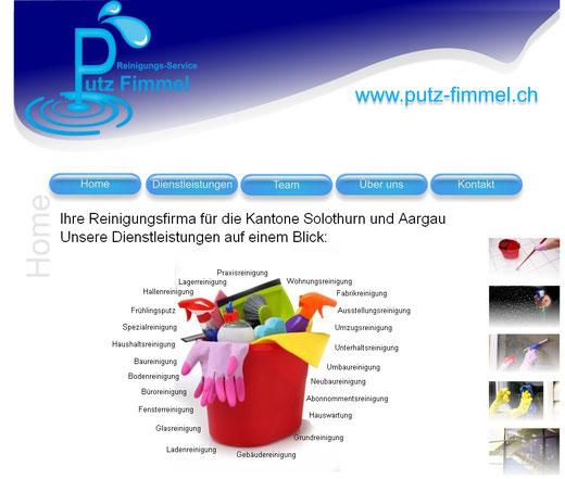 reinigungsfirma solothurn