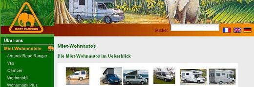 camper mieten schweiz