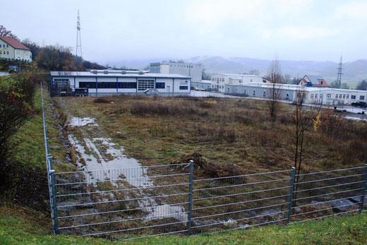 Trainingsplatz Max-Eyth-Str. in 74405 Gaildorf