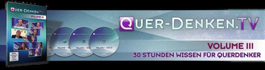 Quer-Denken.TV > Volume 1 ... mit 30 Stunden Wissen für Querdenker!