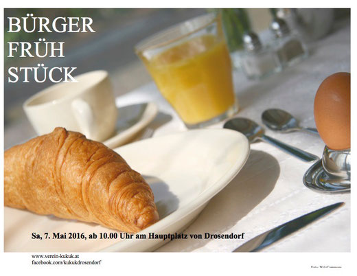 Bürgerfrühstück 2016