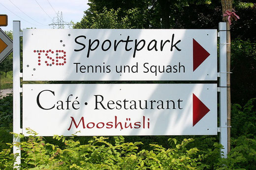 Anfahrt TSB Sportpark, nahe Zoll Basel Freiburger Strasse