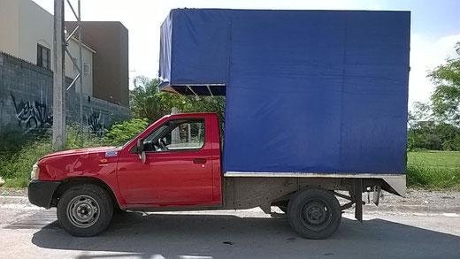 Lonas para Camioneta en Monterrey, Nuevo Leon, Mexico, Lylasrosas.