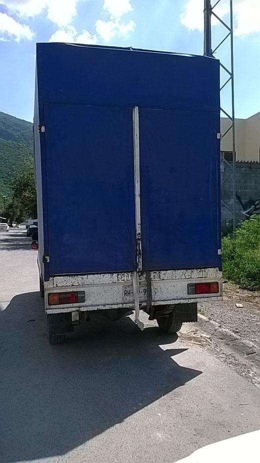 Lonas para Camioneta en Guadalupe, Nuevo Leon, Mexico, Lylasrosas.