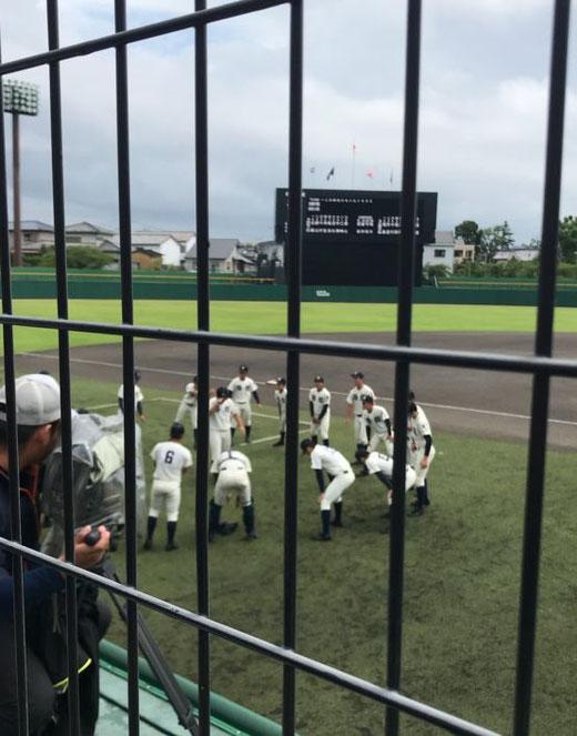 2019 高校野球 福岡県大会決勝 西短大附