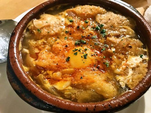 にんにくのスープ バル&キッチン ソル