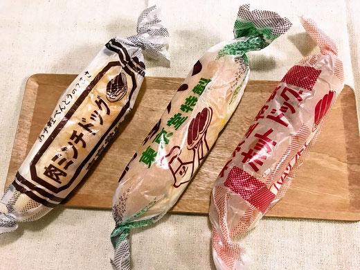 Tokyodo-hotdogs