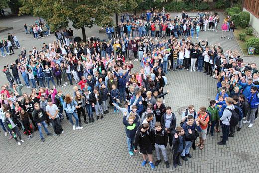 Der 50. Geburtstag der Realschule Hüsten wurde am 28. und 29.09.2018 gefeiert.
