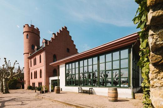 Burg Crass freie Trauung Eltville in Burg Crass Eltville am Rhein Trauredner Burg Crass freier Redner Thomas Hoffmann