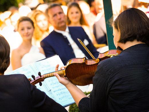 Musik für freie Trauungen und Hochzeitszeremonie